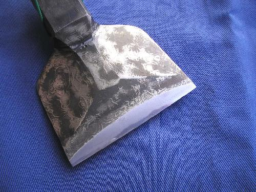 Mokume(Wood grain) chona by Takaki